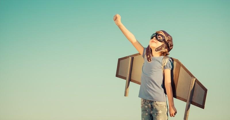 Pět silných slov, která dodají vašim dětem pocit jistoty