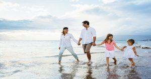 Proč byste neměli váhat utratit peníze na rodinné dovolené
