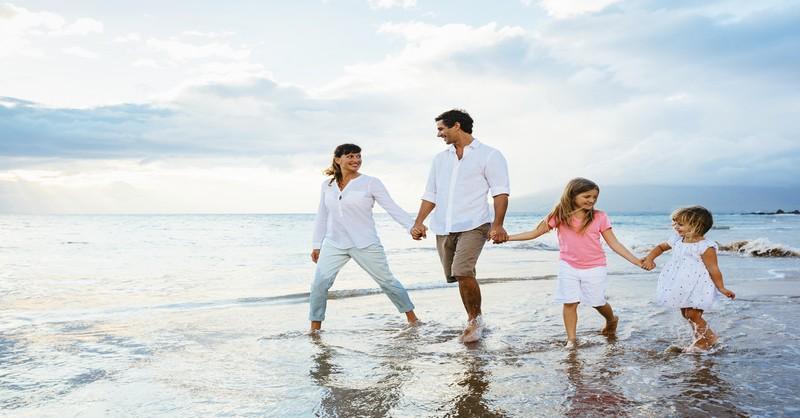 Proč byste neměli váhat utratit peníze za rodinnou dovolenou
