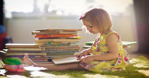 10 způsobů, jak ve vašich dětech upevnit lásku ke čtení