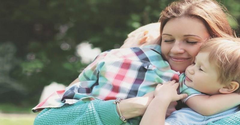 Klíč k tomu, jak být klidnou mámou bez ohledu na to, jak se cítíte