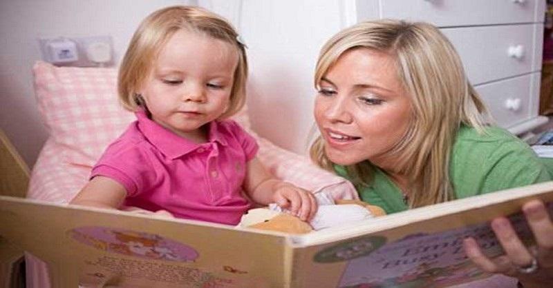 Co se děje v hlavě vašeho dítěte, když mu čtete pohádku