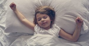 Děti dávám spát brzy a mám na to tyto dobré důvody
