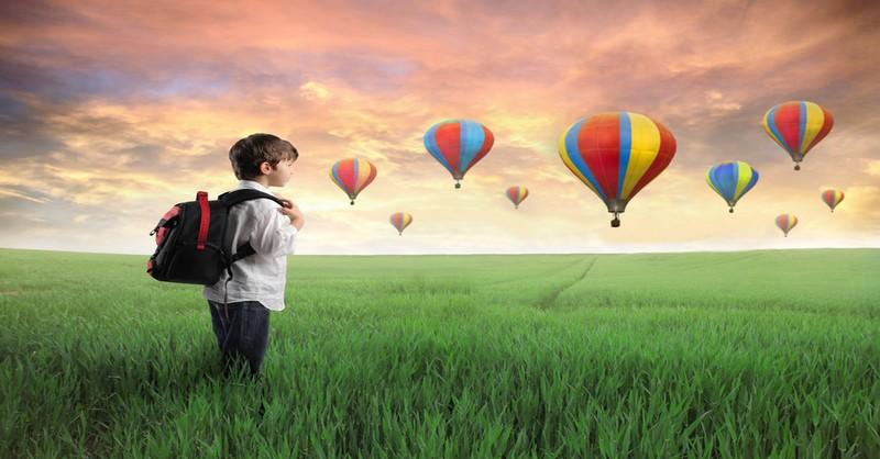 Představivost dětem pomáhá pochopit a zpracovat informace a emoce