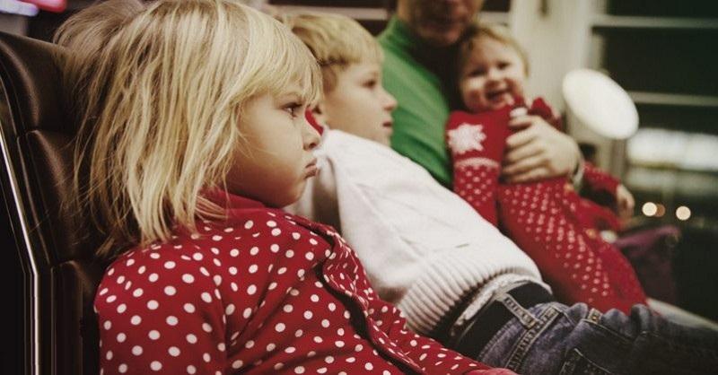 Blízkost členů rozvětvené rodiny je k nezaplacení