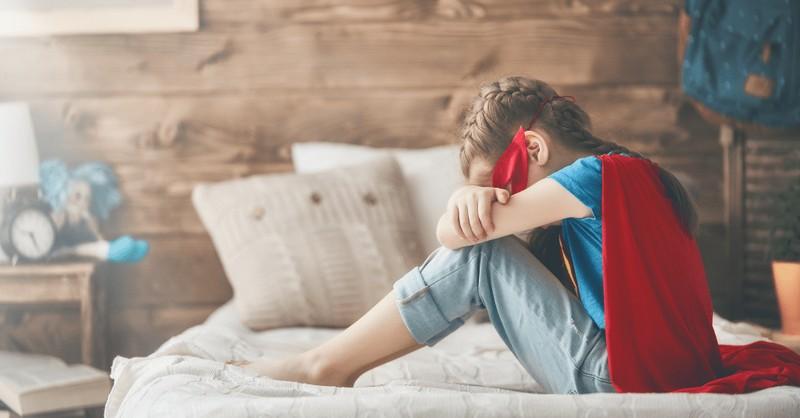 Jak dětem pomoci překonat strach z neúspěchu