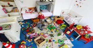 6 tipů, jak získat zpět hrací prostor v dětském pokoji