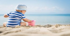 10 rad pro bezpečné cestování s malým dítětem