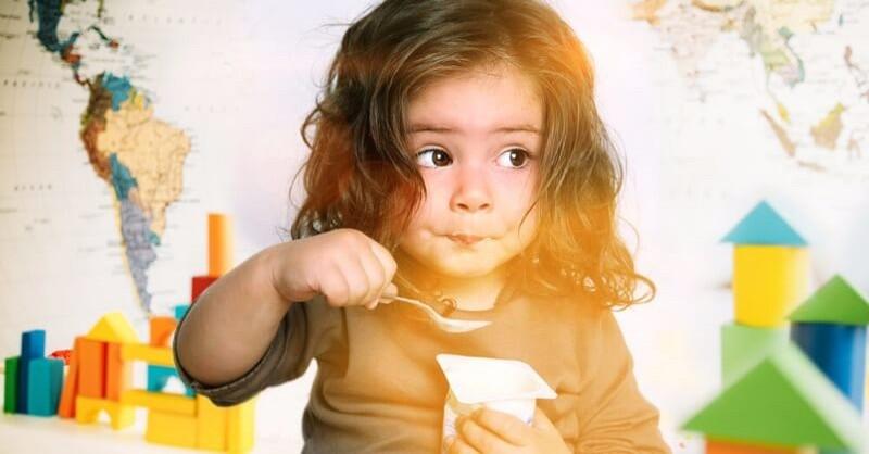 Potravinové alergie u dětí – symptomy a mýty