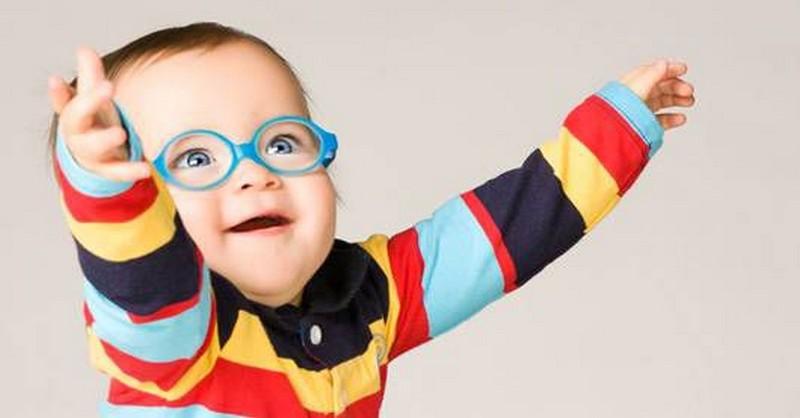 Potřebuje vaše dítě dioptrické brýle?