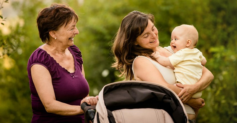 11 rad pro rodiče a prarodiče, kteří se neumějí shodnout