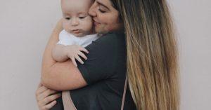 Dítě nepotřebuje dokonalou mámu. Stačí mu, když jste klidná